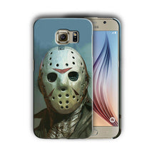 Load image into Gallery viewer, Halloween Jason Samsung Galaxy S4 5 6 7 8 9 10 E Edge Note 3 - 10 Plus Case n17