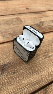 Star Wars Jedi Order Logo case for AirPods 1 or 2 protective cover skin 01