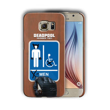 Load image into Gallery viewer, Super Hero Deadpool Samsung Galaxy S4 5 6 7 8 9 10 E Edge Note Plus Case n1