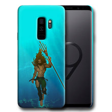 Load image into Gallery viewer, Super Hero Aquaman Samsung Galaxy S4 5 6 7 8 9 10 E Edge Note 3 -10 Plus Case n9