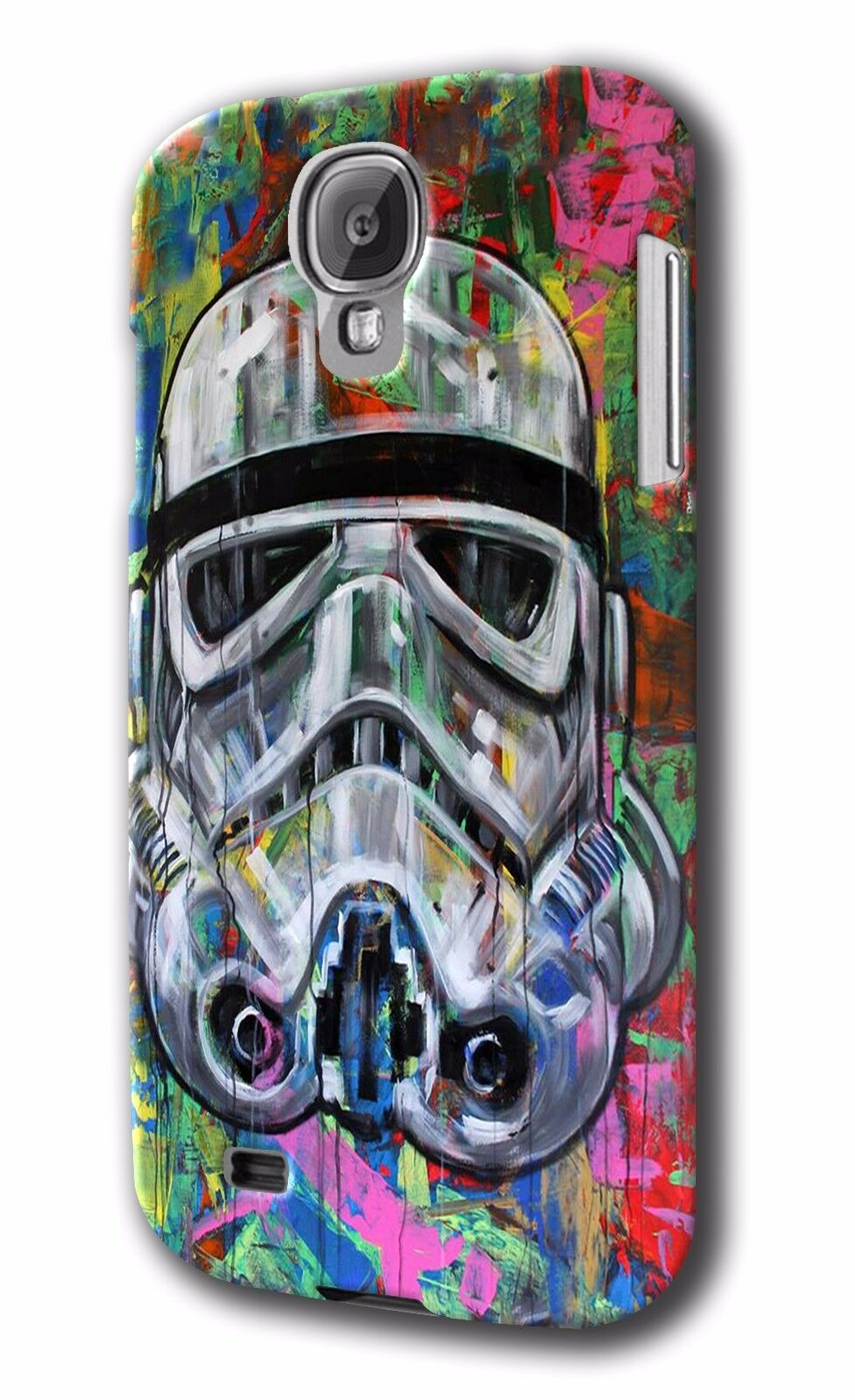 Star Wars Stormtrooper Samsung Galaxy S4 5 6 8 9 10 7 E Edge Note Plus Case