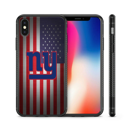 New York Giants protective TPU case for iphone X XS Max XR 5 6 7 8 plus