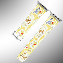 Load image into Gallery viewer, Winnie the Pooh Apple Watch Band 38 40 42 44 mm Disney 5 1 2 3 4 Wrist Strap 3