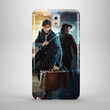 Load image into Gallery viewer, Fantastic Beasts Samsung Galaxy S4 5 6 7 Edge Note 3 4 5 Plus Case Cover 4