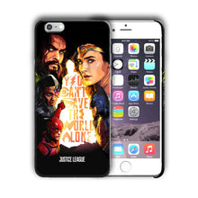 Load image into Gallery viewer, Justice League Batman Iphone 4 4s 5 5s 5c SE 6 6s 7 8 X XS Max XR Plus Case 05
