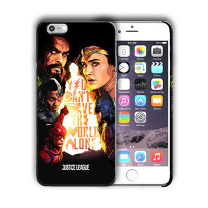 Justice League Batman Iphone 4 4s 5 5s 5c SE 6 6s 7 8 X XS Max XR Plus Case 05