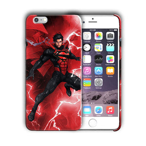 Super Hero Superman Iphone 4s 5 SE 6 6s 7 8 X XS Max XR 11 Pro Plus Case n8