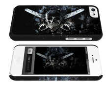 Load image into Gallery viewer, Halloween Skull Texas Chainsaw Horror Iphone 4s 5 5s 5c 6 6S 7 + Plus Case Cover