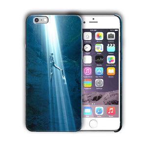 Extreme Sports Diving Iphone 4 4s 5 5s 5c SE 6 6s 7 + Plus Case Cover 09