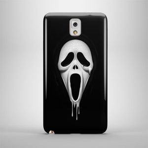 Halloween Scream Mask Samsung Galaxy S4 S5 6 7 8 Edge Note 3 4 5 8 Case Cover s1