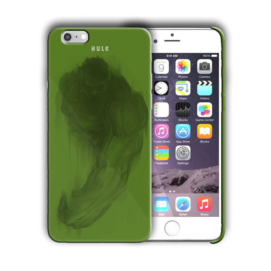 Super Hero Hulk Iphone 4s 5 5s SE 6 6s 7 8 X XS Max XR 11 Pro Plus Case Cover n3