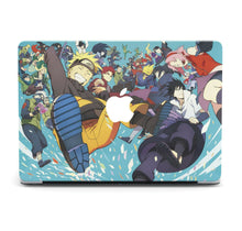 Load image into Gallery viewer, Anime Naruto Characters MacBook case for Mac Air Pro M1 13 16 Cover Skin SN144