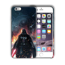 Load image into Gallery viewer, Star Wars Darth Vader Iphone 4s 5 SE 6 7 8 X XS Max XR 11 Pro Plus Case n28