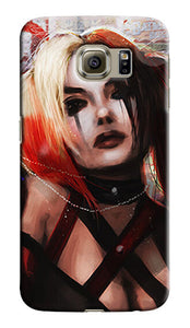 Harley Quinn Samsung Galaxy S4 S5 S6 S7 8 Edge Note 3 4 5 7 + Plus Case Cover 19