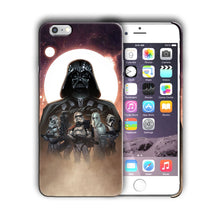 Load image into Gallery viewer, Star Wars Darth Vader Iphone 4s 5 SE 6 7 8 X XS Max XR 11 Pro Plus Case n48