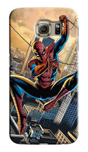 Load image into Gallery viewer, Amazing Spider-Man Samsung Galaxy S4 S5 S6 S7 8 Edge Note 3 4 5 + Plus Case 4