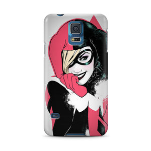 Harley Quinn Samsung Galaxy S4 S5 S6 S7 S8 Edge Note 3 4 5 + Plus Case Cover 20