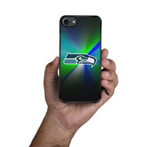 Seattle Seahawks protective TPU case for iphone X XS Max XR 5 6 7 8 plus