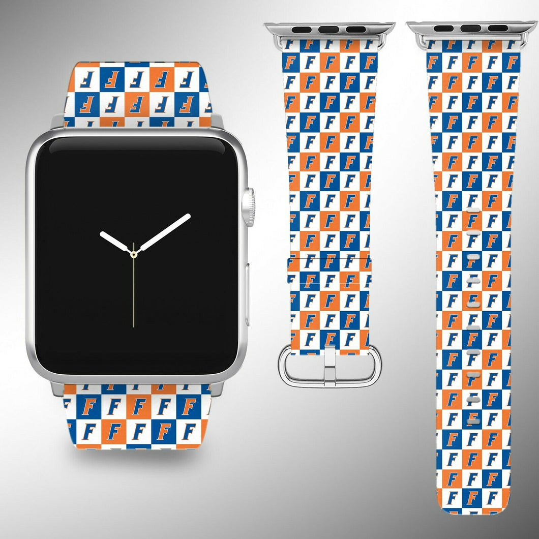 Florida Gators Apple Watch Band 38 40 42 44 mm Series 5 1 2 3 4 Wrist Strap 3