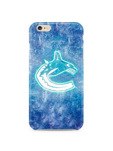 Load image into Gallery viewer, Vancouver Canucks Logo iPhone 5S 6S 7 8 X XS Max XR 11 Pro Plus SE Case Cover i6