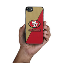 Load image into Gallery viewer, San Francisco 49ers protective TPU case for iphone X XS Max XR 7 8 plus 5 6