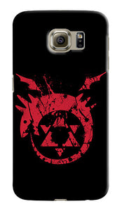Fullmetal Alchemist Ouroboros Galaxy S4 5 6 7 8 9 10 E Edge Note 3 Plus Case 3