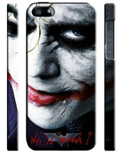 Load image into Gallery viewer, Iphone 4 4s 5 5s 5c 6 6S 7 8 X XS Max XR Plus Case Joker Dark Knight Batman 7