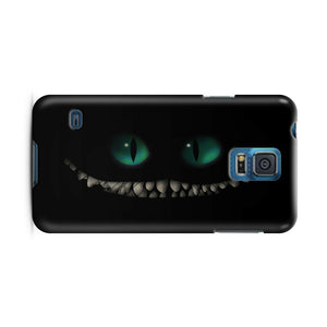 Halloween Monster Evil Fangs Samsung Galaxy S4 S5 S6 Edge Note 3 4 5 + Plus Case