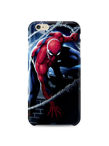 Iphone 4 4s 5 5s 5c 6 6S 7 8 X XS Max XR Plus Cover Case Amazing Spider-Man 18