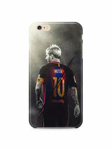Iphone 4S 5 5s 5c 6 6S 7 8 X XS Max XR Plus SE Case Cover Leo Messi Soccer 03