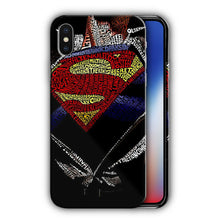 Load image into Gallery viewer, Super Hero Superman Iphone 4s 5 SE 6 6s 7 8 X XS Max XR 11 Pro Plus Case n14