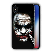 Load image into Gallery viewer, Super Villain Joker Iphone 4s 5 5s 5c SE 6 7 8 X XS Max XR 11 Pro Plus Case nn8