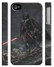 Load image into Gallery viewer, Star Wars Darth Vader Iphone 4s 5 6 7 8 X XS Max XR 11 Pro Plus Case ip6