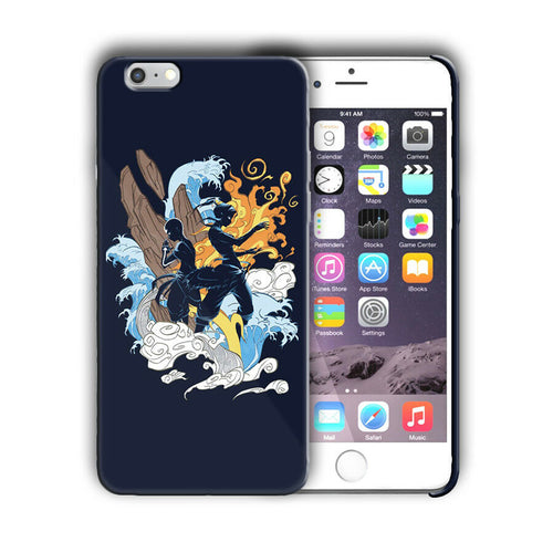 Animation Avatar Korra Aang Iphone 4s 5s 5c SE 6 6s 7 8 X XS Max XR Plus Case 3