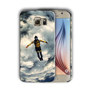 Extreme Sports Skydiving Samsung Galaxy S4 S5 S6 S7 Edge Note 3 4 5 Plus Case 05