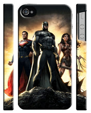 Load image into Gallery viewer, Iphone 4s 5s 5c 6 6S 7 8 X XS Max XR Plus Case Cover Batman v Superman 46
