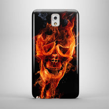 Load image into Gallery viewer, Halloween Skull Evil Horror Samsung Galaxy S4 S5 S6 Edge Note 3 4 Case Cover sg4