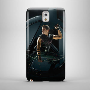 Hawkeye Avengers Samsung Galaxy S4 5 6 7 8 9 10 E Edge Note 3 - 10 Plus Case