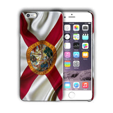 Load image into Gallery viewer, Florida State Flag Iphone 4s 5 5s 5c SE 6 6s 7 8 X XS Max XR Plus Case Cover 01