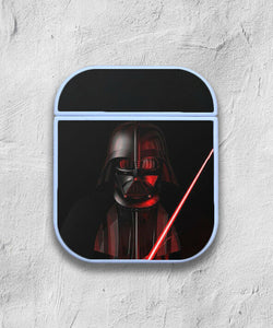 Star Wars Darth Vader case for AirPods 1 or 2 protective cover skin 02