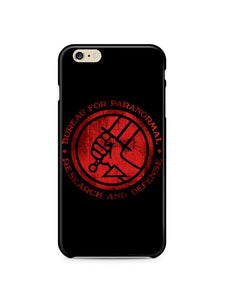 Iphone 4s 5s 5c SE 6S 7 8 X XS Max XR Plus Case Cover Hellboy Logo Comics 3