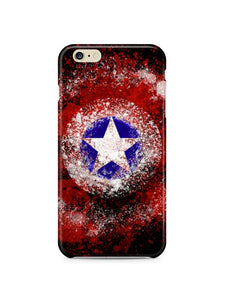 Civil War Logo Iphone 4s 5 5s 5c 6 6S 7 8 X XS Max XR Plus Case Cover 18