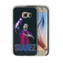 Load image into Gallery viewer, Luis Suarez Samsung Galaxy S4 5 6 7 8 9 Edge Note 3 4 5 8 9 Plus Case 3