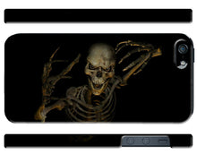 Load image into Gallery viewer, Halloween Skull Skeleton Evil Horror Iphone 4s 5 5s 5c 6 6s 7 + Plus Case Cover