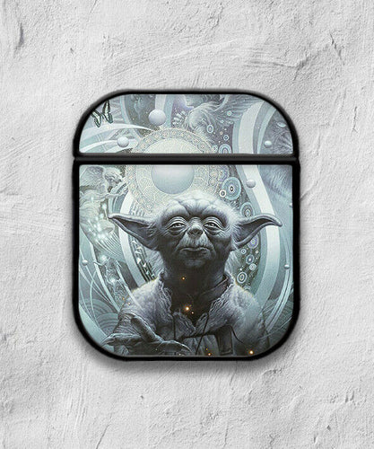 Star Wars Yoda case for AirPods 1 or 2 protective cover skin 02