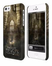Load image into Gallery viewer, Fantastic Beasts Newt Scamander iPhone 4S 5 5S 5c 6 6S 7 + Plus SE Case Cover 8