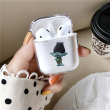 Load image into Gallery viewer, Trolls Best Silicone Case for AirPods 1 2 3 Pro gel clear cover SN 243