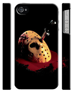 Halloween Friday The 13 Jason Iphone 4s 5s 5c 6 6s 7 8 X XS Max XR Plus Case