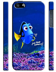 Finding Dory 2016 iPhone 4 4S 5 5S 5c 6 6S 7 + Plus SE Case Cover 2