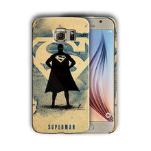 Load image into Gallery viewer, Super Hero Superman Samsung Galaxy S4 5 6 7 8 9 10 E Edge Note Plus Case n10